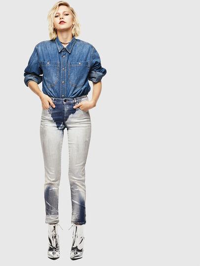 Diesel - Babhila 0094W, Bleu moyen - Jeans - Image 6