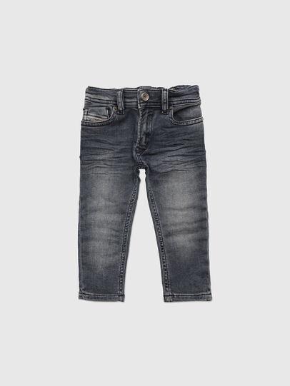 Diesel - SLEENKER-B JOGGJEANS-N, Bleu Foncé - Jeans - Image 1