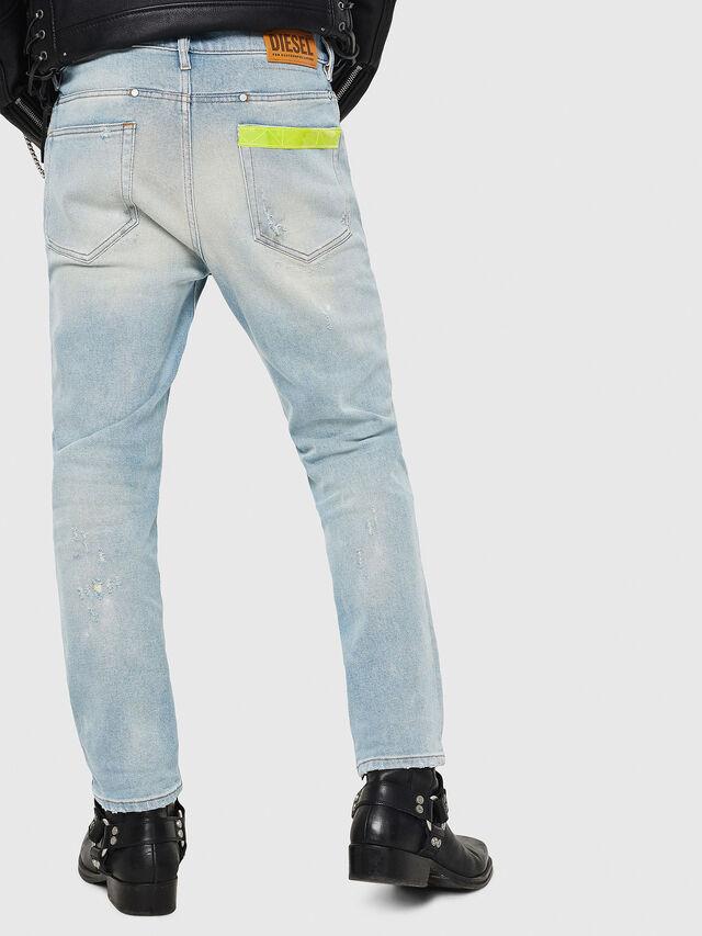 Diesel - D-Eetar 081AK, Bleu Clair - Jeans - Image 2
