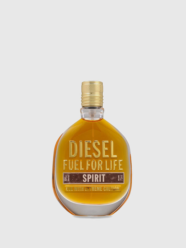 Diesel - FUEL FOR LIFE SPIRIT 75ML, Générique - Fuel For Life - Image 2