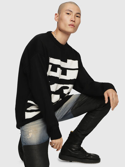 Diesel - K-LOGOX-A,  - Pull Maille - Image 4
