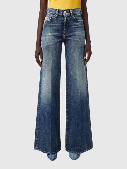 Diesel - D-Akemi 09B17, Bleu moyen - Jeans - Image 1