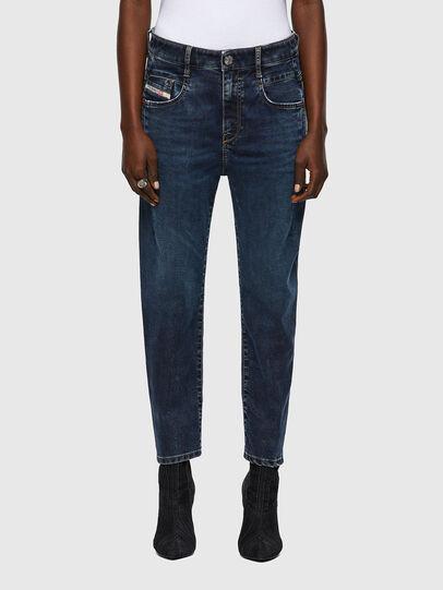 Diesel - Fayza JoggJeans® 069WZ, Bleu Foncé - Jeans - Image 1