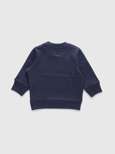 Diesel - SCREWDIVISIONB, Bleu Marine - Pull Cotton - Image 2