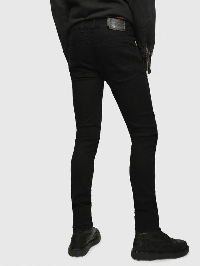 SLEENKER 0886Z, Denim noir