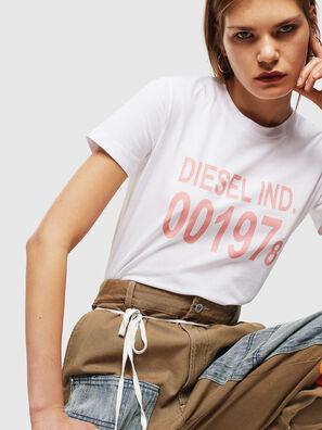 T-SILY-001978, Blanc - T-Shirts