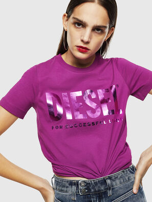 T-SILY-WX, Violet - T-Shirts