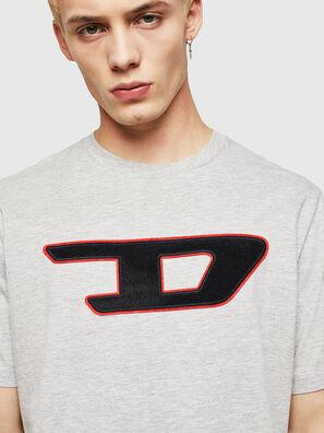 T-JUST-DIVISION-D, Gris - T-Shirts