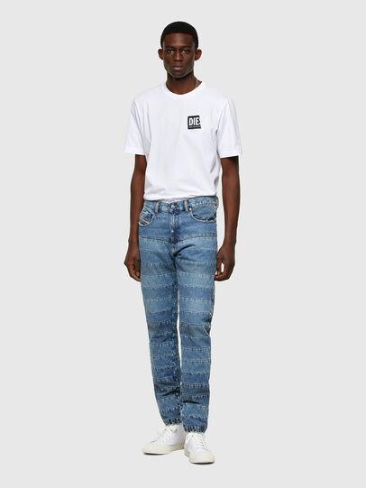 Diesel - D-Strukt 009UE, Bleu Clair - Jeans - Image 5