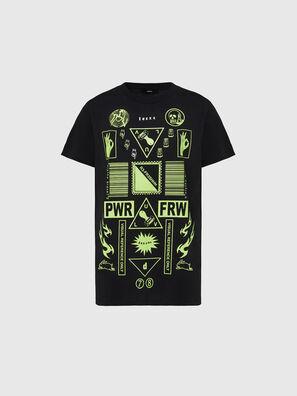 T-DARIA-E31, Noir - T-Shirts