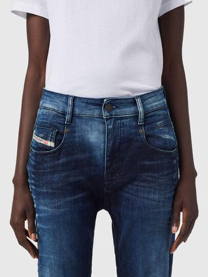 Diesel - Fayza JoggJeans® 069XX, Bleu Foncé - Jeans - Image 3