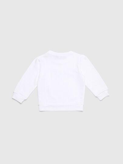 Diesel - SRALLYB-R, Blanc - Pull Cotton - Image 2