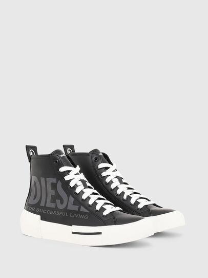 Diesel - S-DESE MID CUT W, Noir - Baskets - Image 2