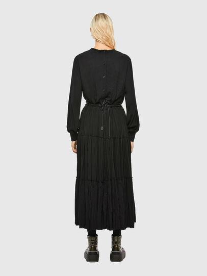 Diesel - D-LINDA, Noir - Robes - Image 2