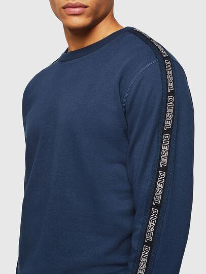 Diesel - UMLT-WILLY, Bleu - Pull Cotton - Image 3