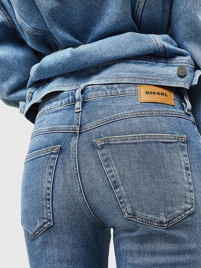 Diesel - Babhila 086AP, Bleu moyen - Jeans - Image 5