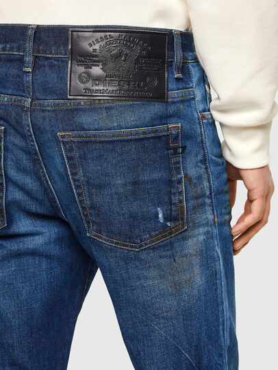 Diesel - D-Fining 009NG, Bleu Foncé - Jeans - Image 3