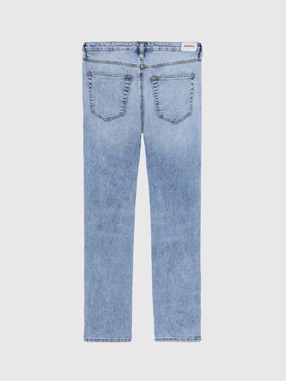 Diesel - Babhila A84PR, Bleu Clair - Jeans - Image 2