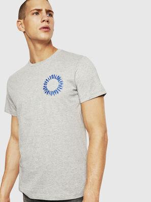 T-DIEGO-A12, Gris Clair - T-Shirts