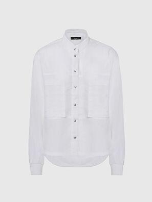 C-SUPER-E, Blanc - Chemises