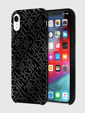 DIESEL PRINTED CO-MOLD CASE FOR IPHONE XR, Noir - Coques