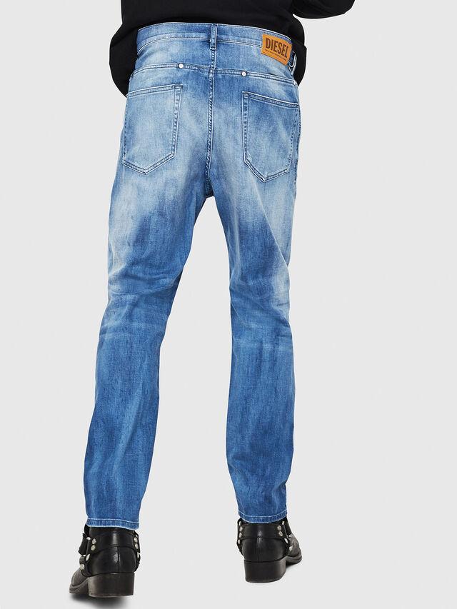 Diesel - D-Eetar 081AS, Bleu Clair - Jeans - Image 2