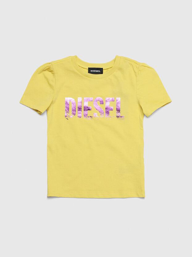 TRALLYB-R, Jaune - T-shirts et Hauts