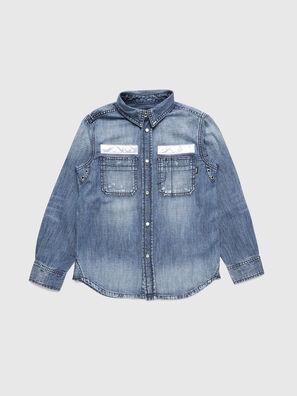 CFRED, Bleu moyen - Chemises