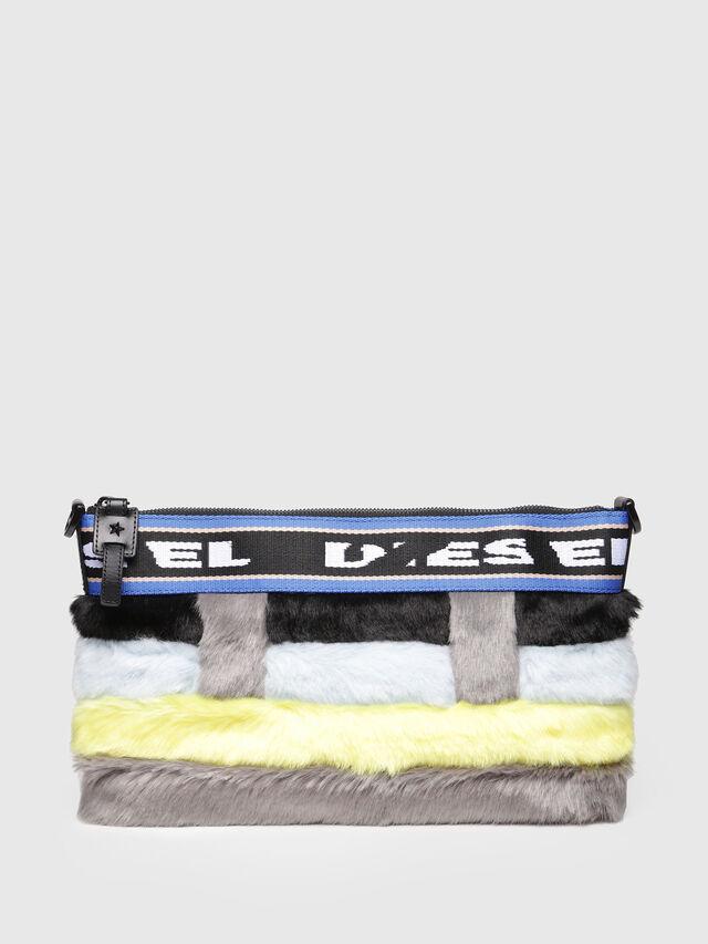 Diesel - ARAJUKU CLUTCH, Multicolore - Sacs pochette - Image 1