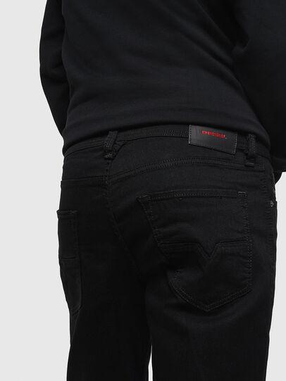 Diesel - Larkee-Beex 0688H, Noir/Gris foncé - Jeans - Image 4