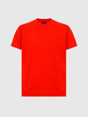 T-shirt avec base double épaisseur