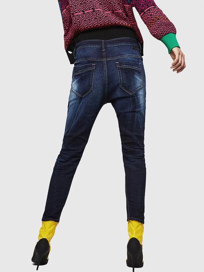 Diesel - Fayza JoggJeans 069IE, Bleu Foncé - Jeans - Image 2
