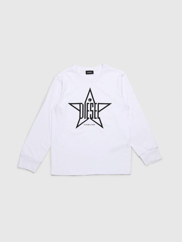 TDIEGOYH-ML, Blanc - T-shirts et Hauts