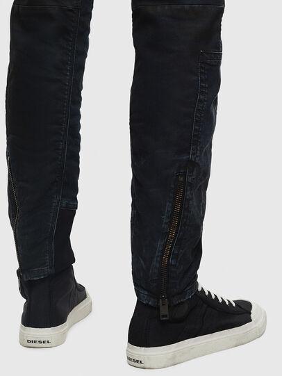 Diesel - D-Earby JoggJeans 069MD, Bleu Foncé - Jeans - Image 4