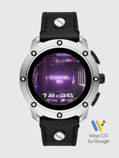 Diesel - DT2014, Noir/Gris argenté - Smartwatches - Image 1