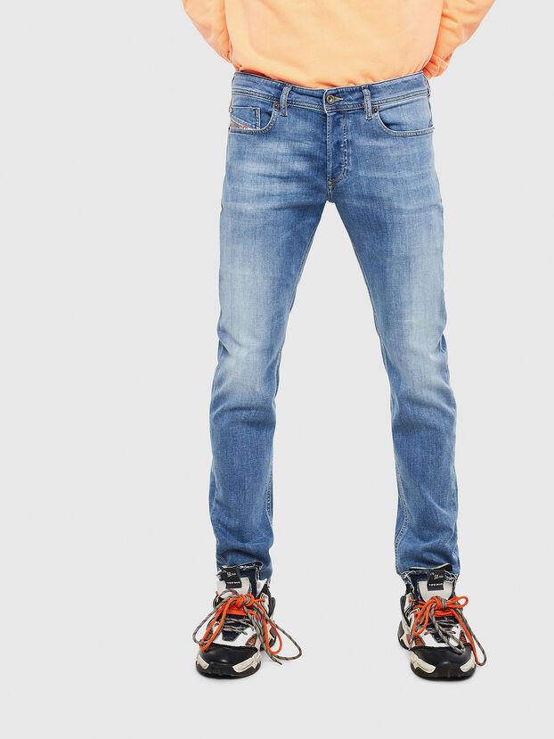 Sleenker 0095G, Bleu Clair - Jeans