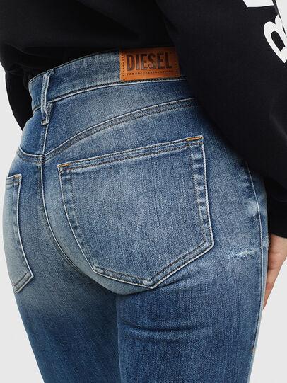 Diesel - Slandy 009CJ, Bleu moyen - Jeans - Image 5