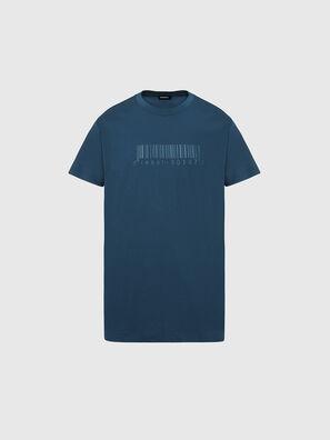 T-JUST-SLITS-X87, Vert d'Eau - T-Shirts