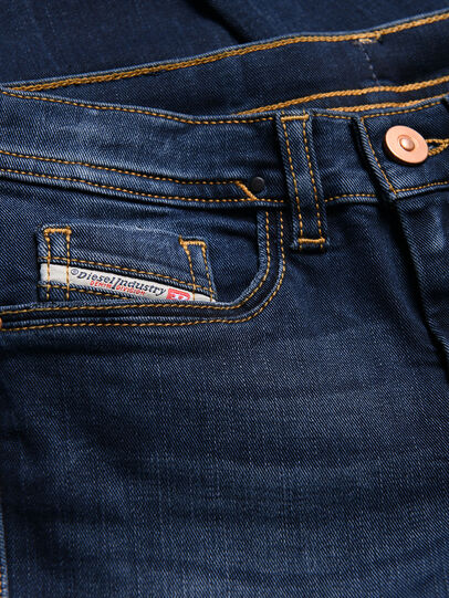 Diesel - LOWLEEH-J-N, Bleu Foncé - Jeans - Image 3