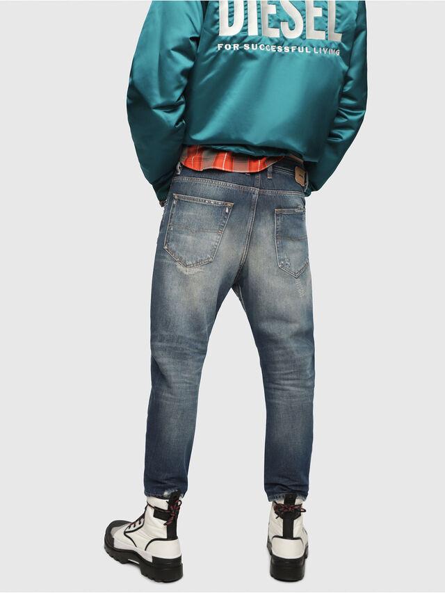 Diesel - Narrot 088AQ, Bleu Foncé - Jeans - Image 2