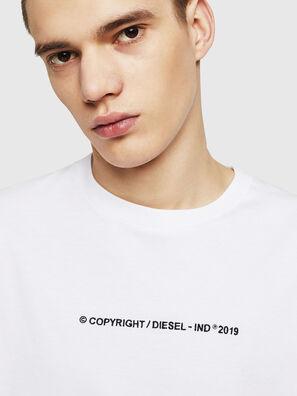 T-JUST-COPY, Blanc - T-Shirts