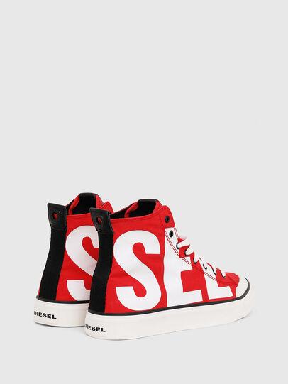 Diesel - S-ASTICO MC, Rouge/Blanc - Baskets - Image 3