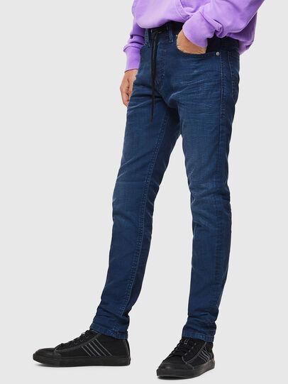 Diesel - Thommer JoggJeans 0098H, Bleu moyen - Jeans - Image 4