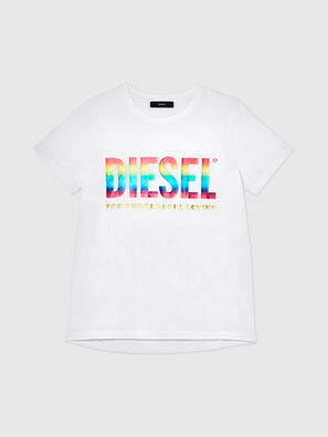 BFOWT-SILY-P, Blanc - T-Shirts