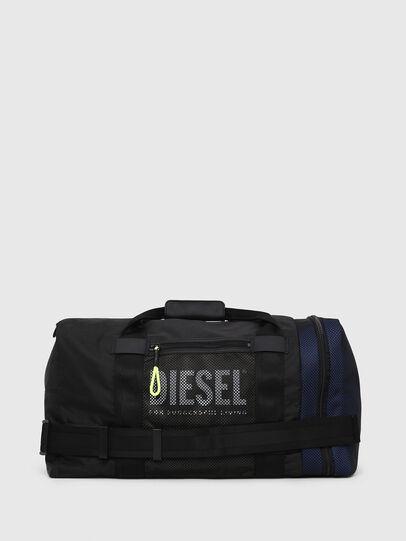 Diesel - M-CAGE DUFFLE M, Noir - Sacs de voyage - Image 1