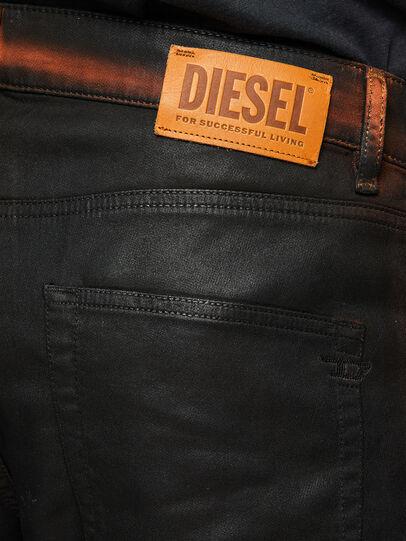 Diesel - S-UMMER-N74, Blanc - Pull Cotton - Image 5