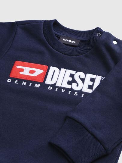 Diesel - SCREWDIVISIONB, Bleu Marine - Pull Cotton - Image 3