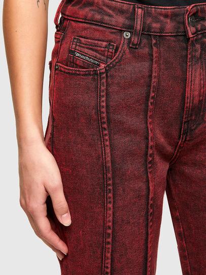 Diesel - D-Joy 009RJ, Rouge - Jeans - Image 3