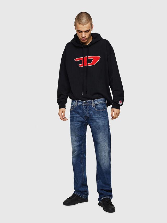 Diesel - Zatiny 008XR, Bleu Foncé - Jeans - Image 6