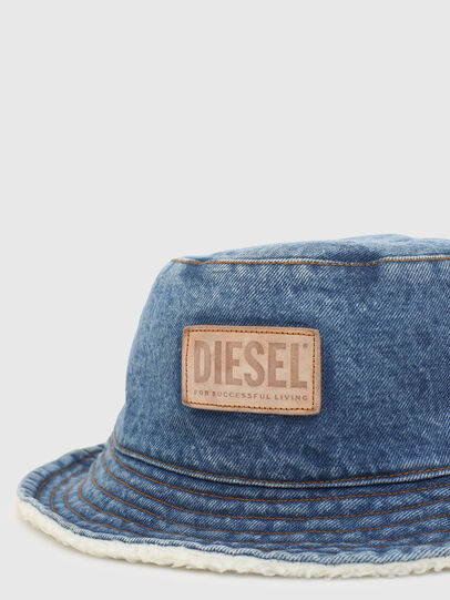 Diesel - C-DENIUS, Bleu - Chapeaux - Image 3